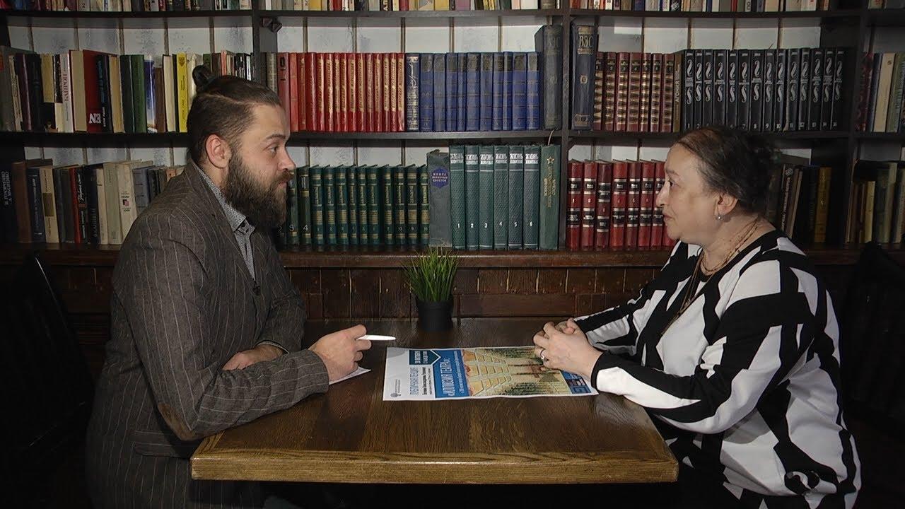 РАБОТА. Евгения РАППОПОРТ: Очень важно, кто делится с тобой духовным опытом.