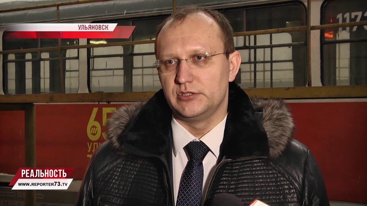 Дмитрий ВАВИЛИН. О развитии транспортной схемы Ульяновска