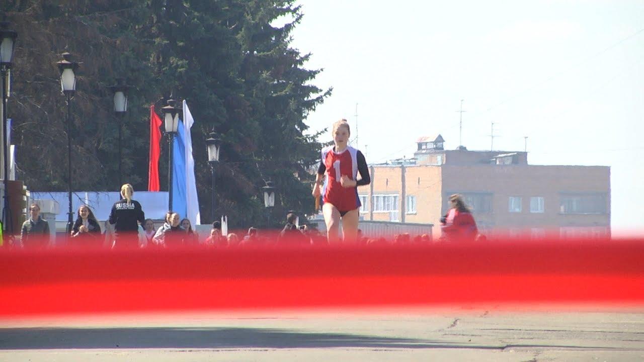 В Ульяновске состоялись районные легкоатлетические эстафеты