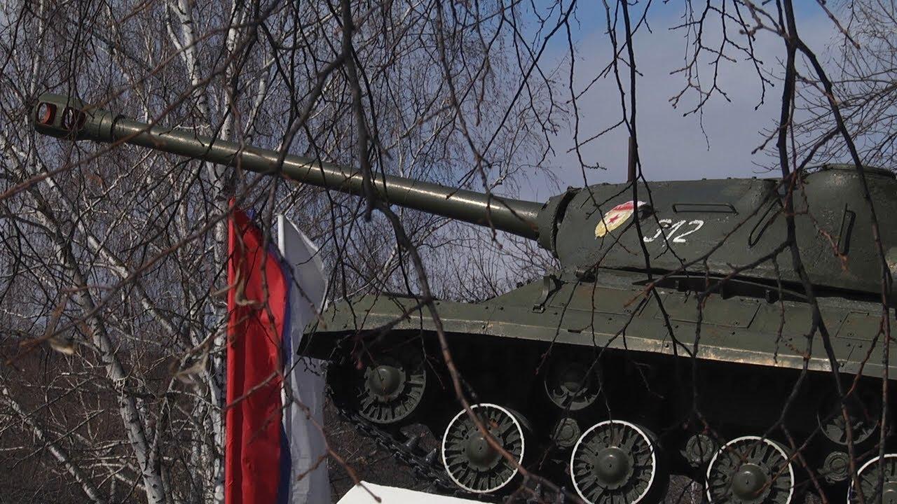 Грани памяти. История монумента «Танкистам-ульяновцам, погибшим в боях за Родину»