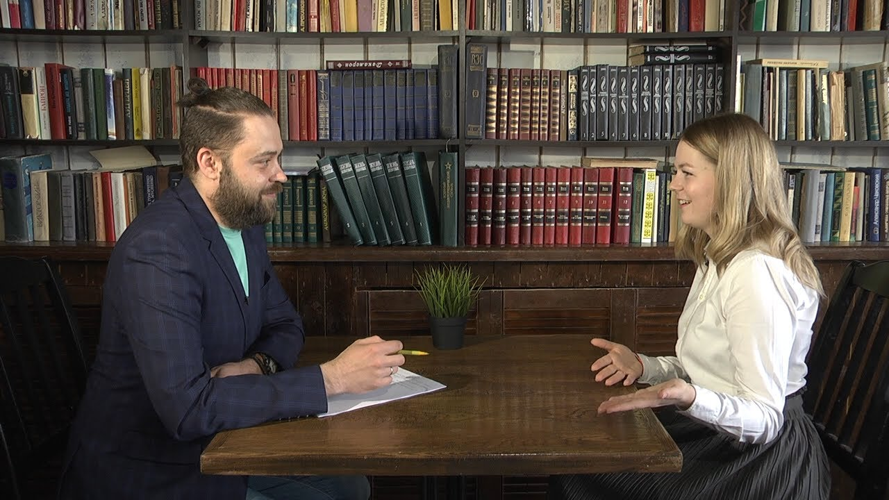 Работа. Мария Рогаткина: молодёжный путь в лидеры