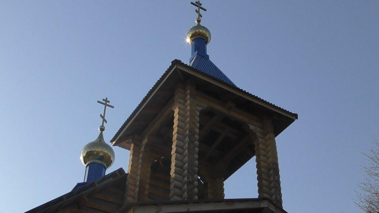 Новый храм освятят в июле