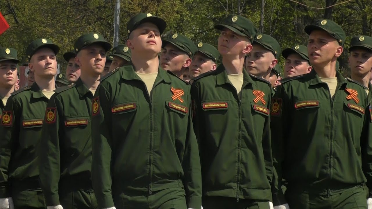 Парад Победы в Ульяновске: дань памяти, урок мужества