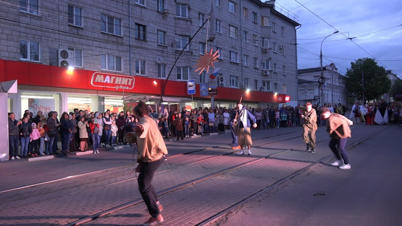 Ночь музеев в Ульяновске рушит стереотипы