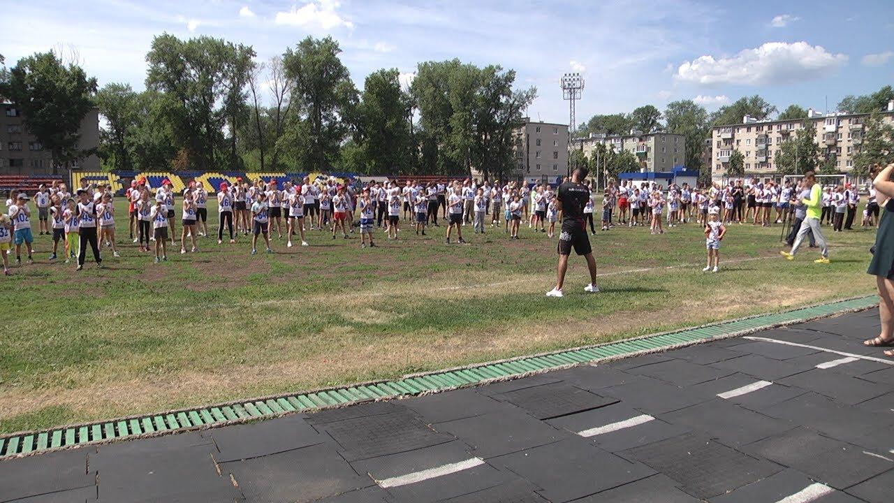 Фестиваль ГТО — большой спортивный праздник