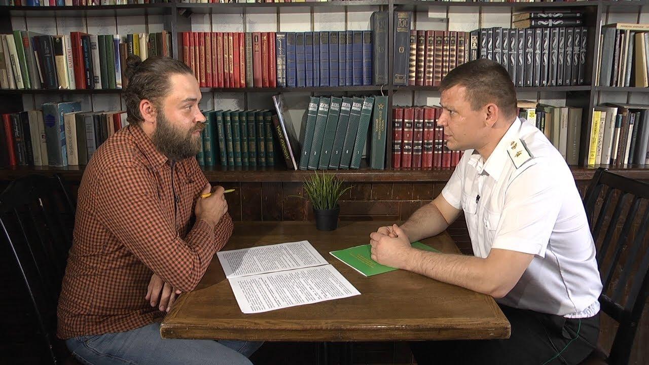 Работа. Андрей ТАГАЕВ: Служба судебных приставов — как это работает?