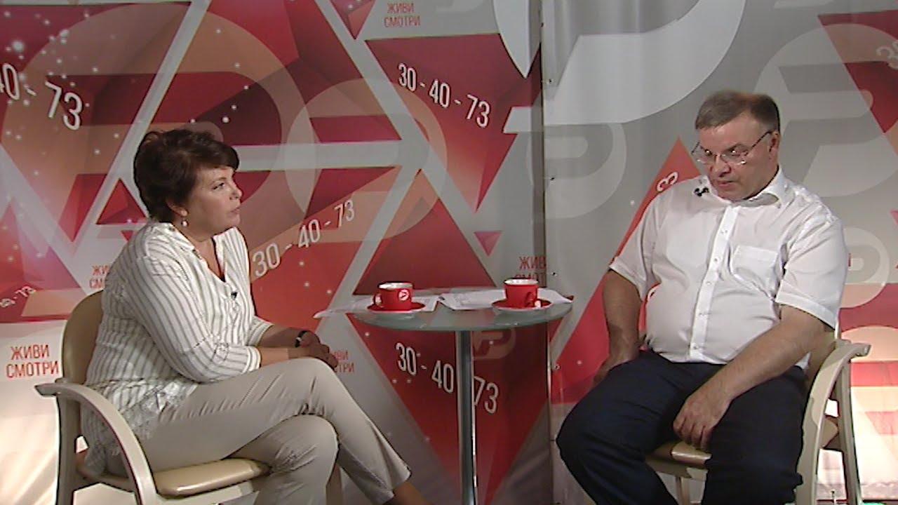 Разговор. Игорь Егоров: считать полезно!