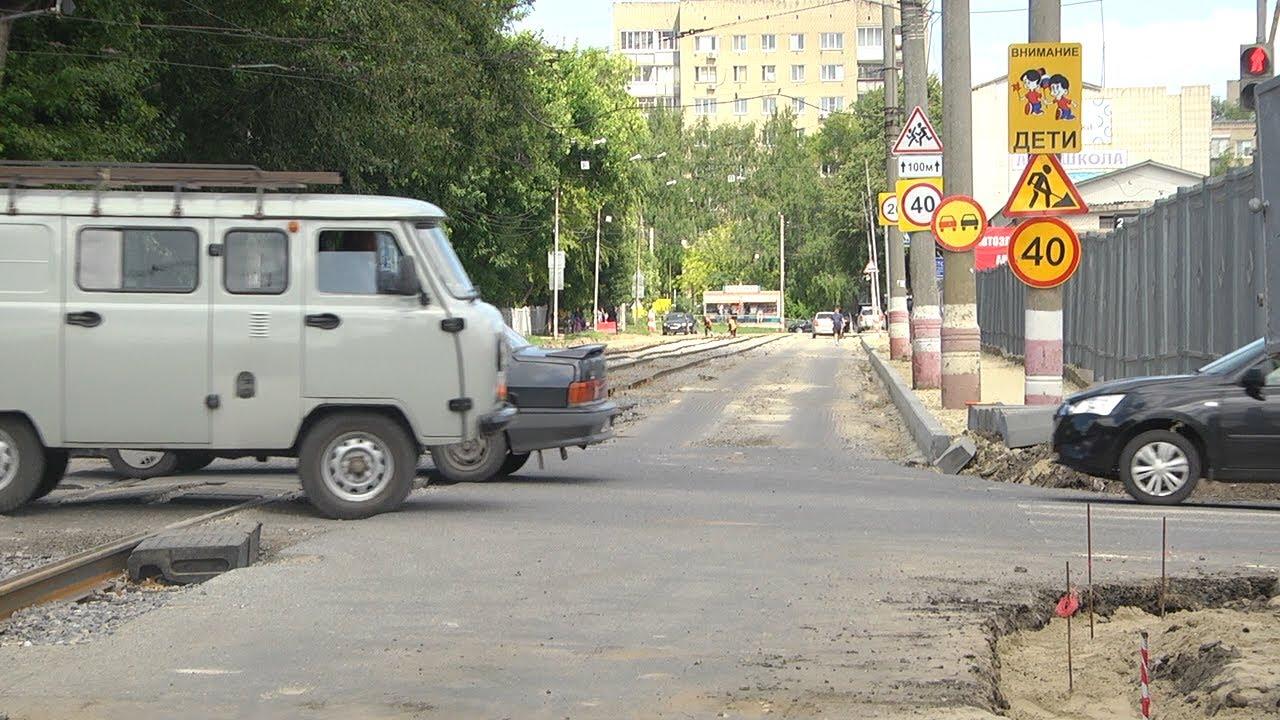 Километры, проценты и качество. В Ульяновске приводят в порядок дороги