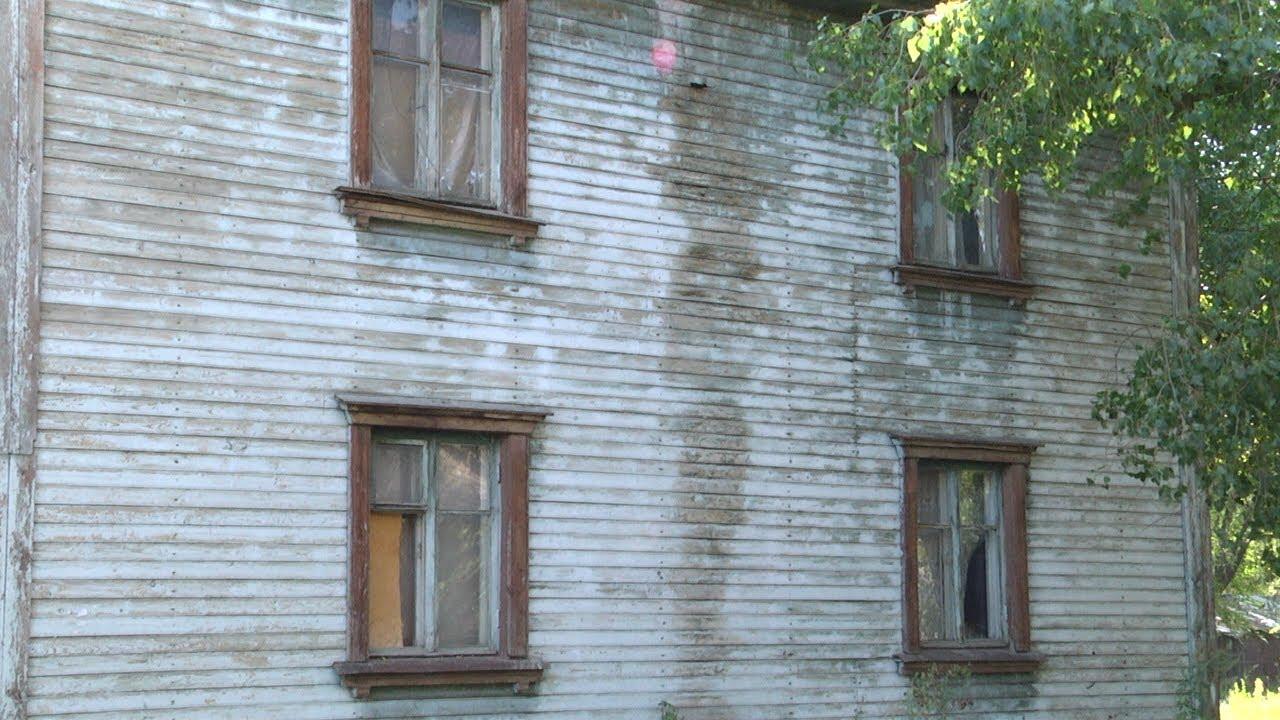 Новый год обещаний, или Дважды аварийный дом на Московской
