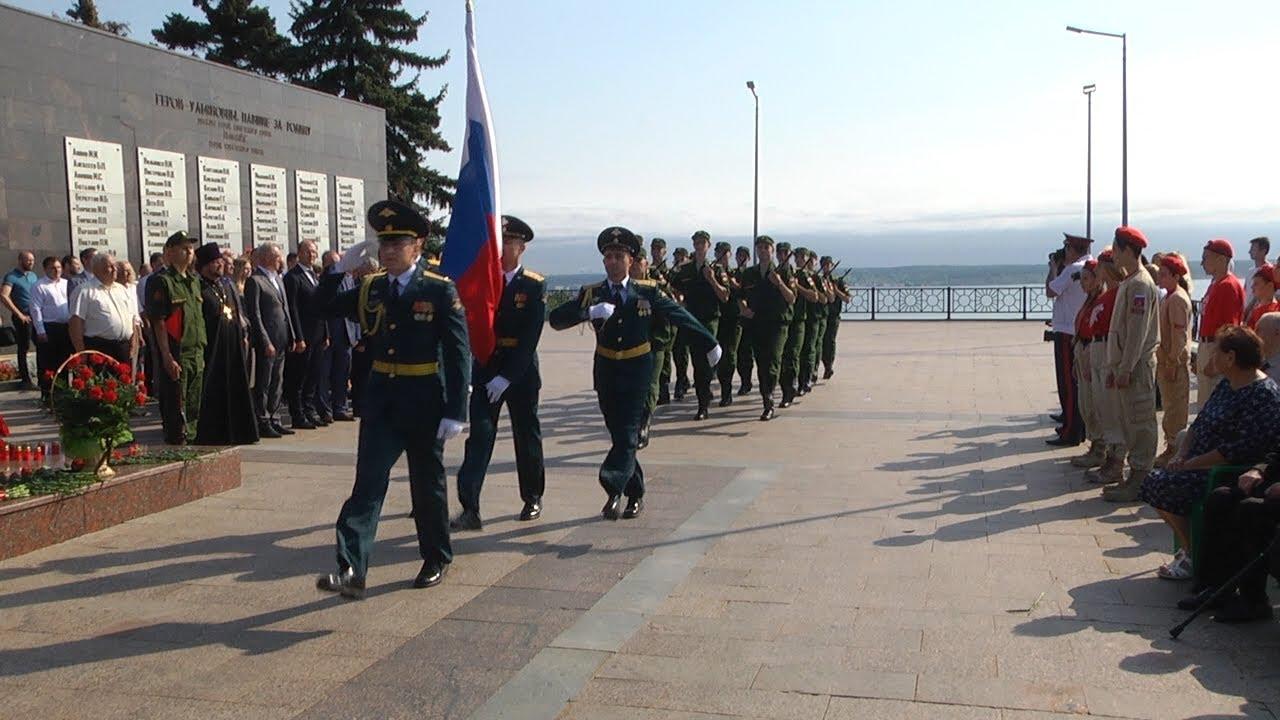 Митинг-реквием: 76 лет со дня окончания Курской битвы