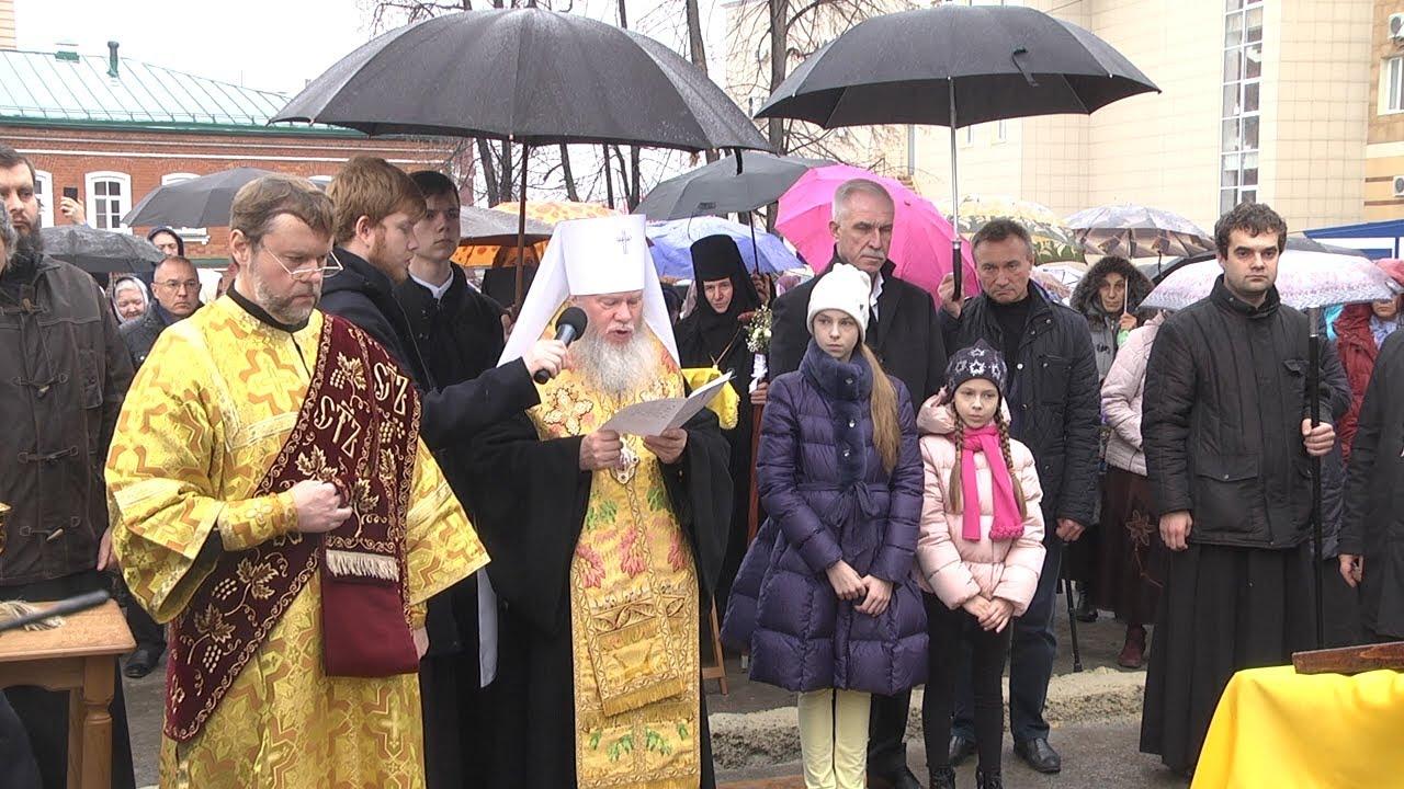 Возрождение Спасского женского монастыря