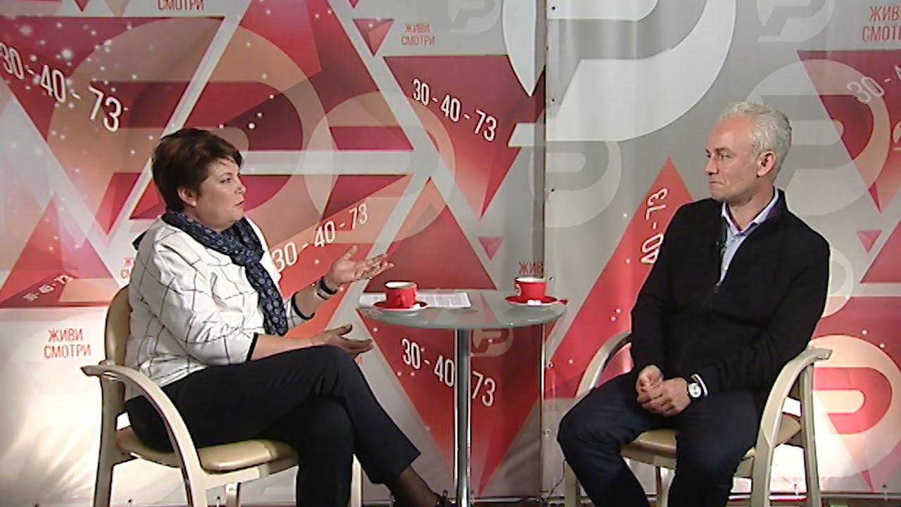Разговор. Дмитрий Фишбейн: Современные тренды непрерывного образования