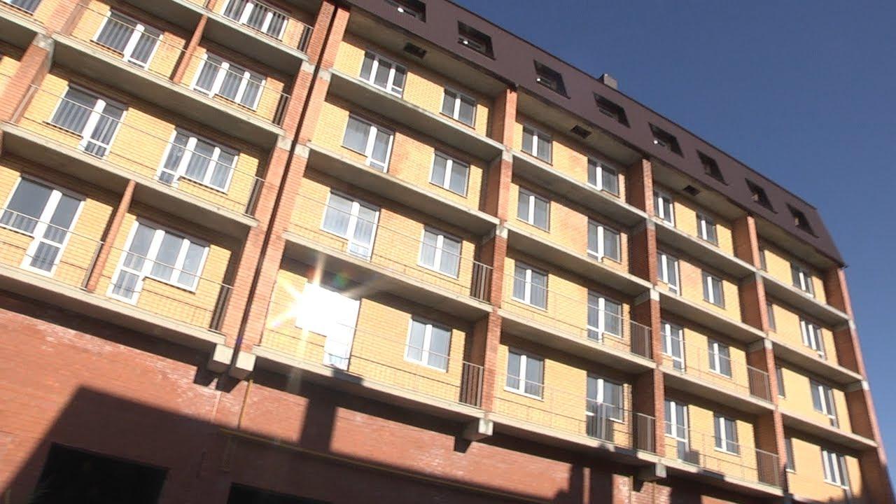 Очень долгожданное жильё. Первые ответы на вопросы долевого строительства