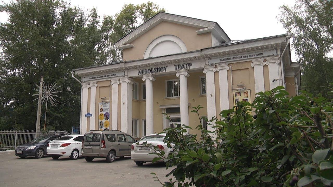 За кулисами театра. Nebolshoy театр