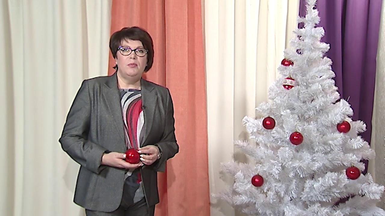 Новогоднее поздравление Ирины Колотковой