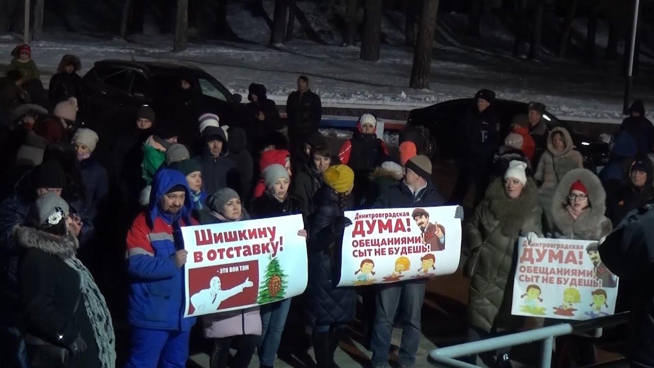 Репрессии в городе атомщиков