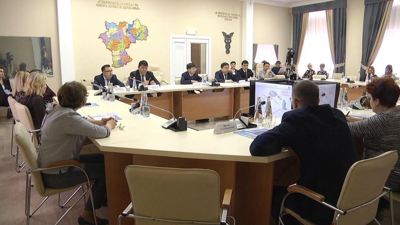 Ульяновская область укрепляет экономические связи с Казахстаном
