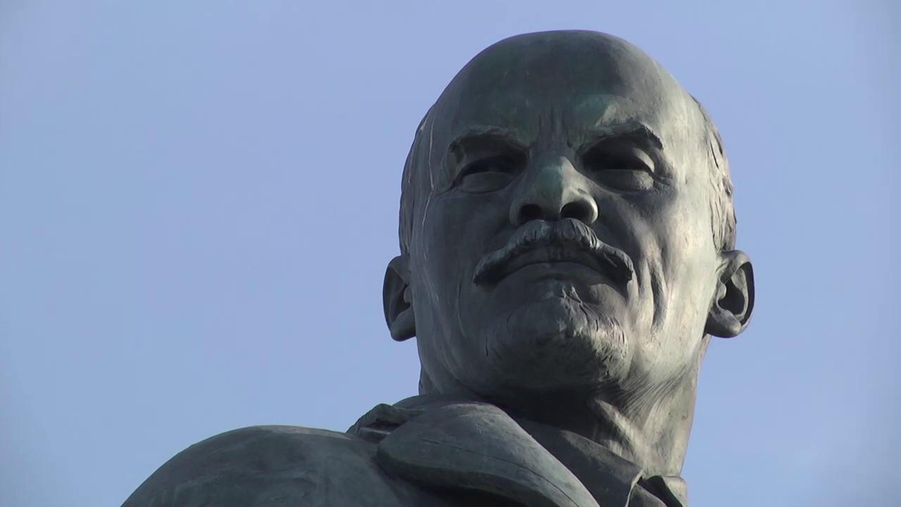 Репортаж. Ленин: человек, эпоха, легенда