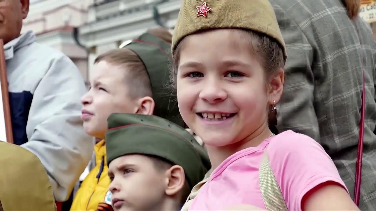 Народный марафон Победы. Республика Татарстан