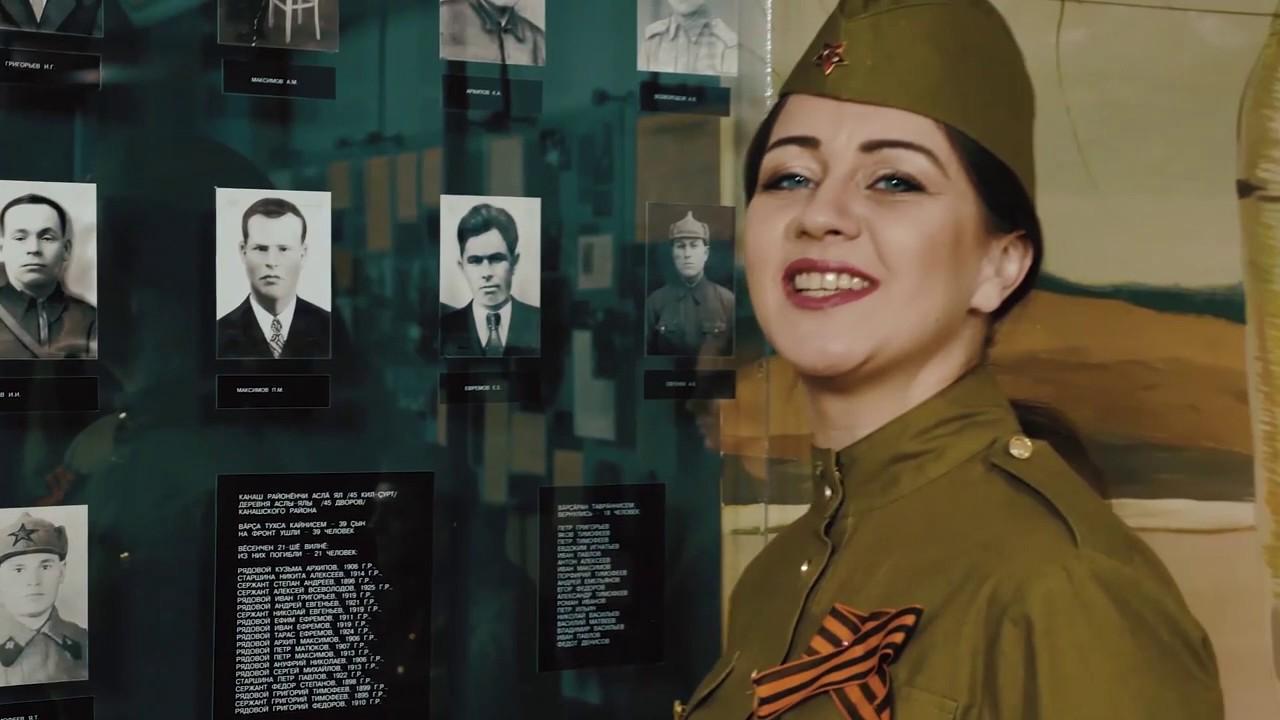 Народный марафон Победы. Республика Чувашия