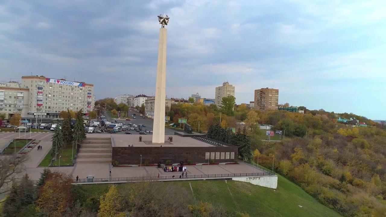 Народный марафон Победы. Ульяновская область