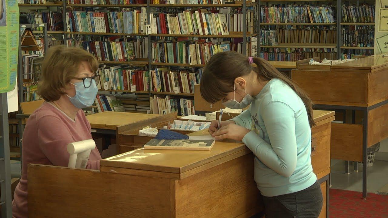 Культура в маске. В Ульяновске приоткрылись музеи и библиотеки