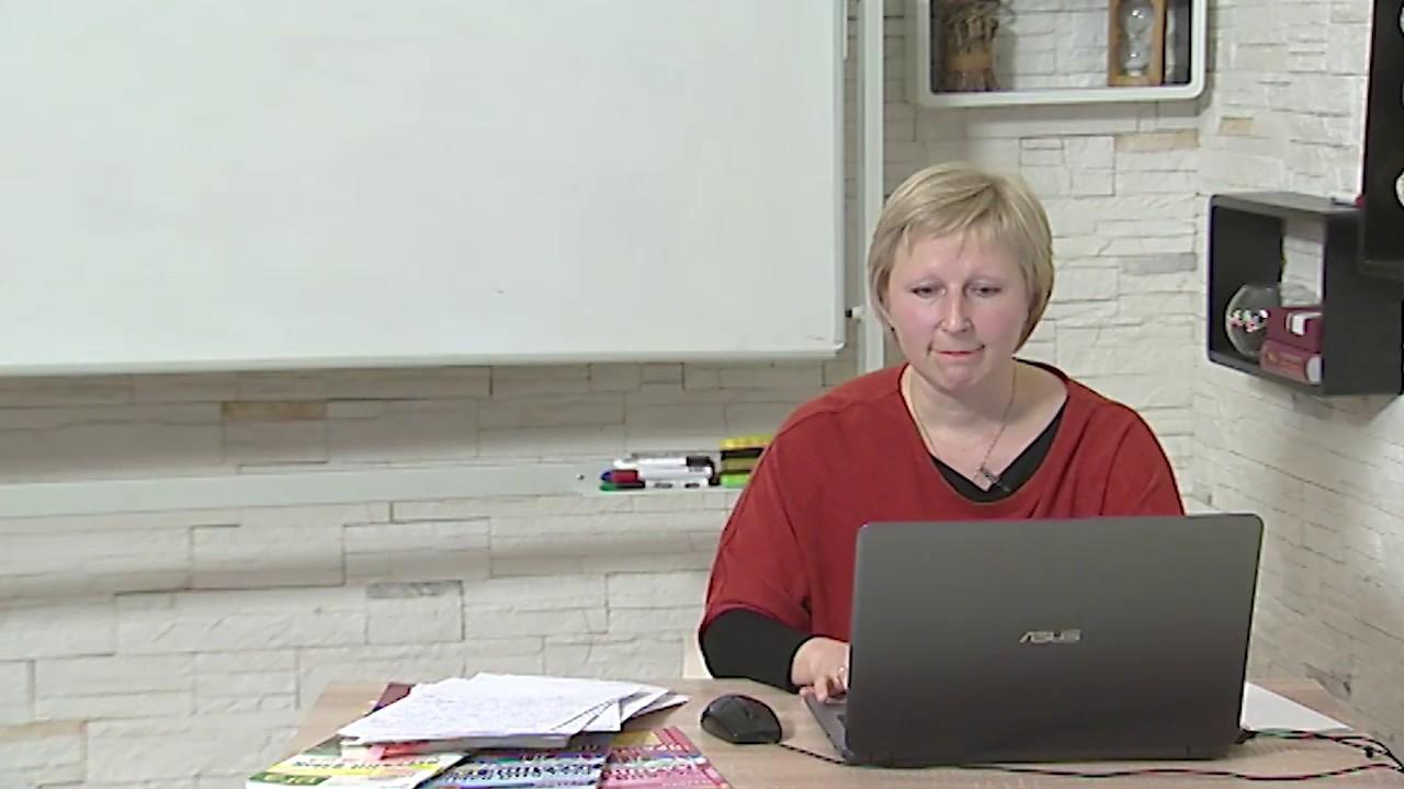 Школа онлайн. Русский язык. Урок второй