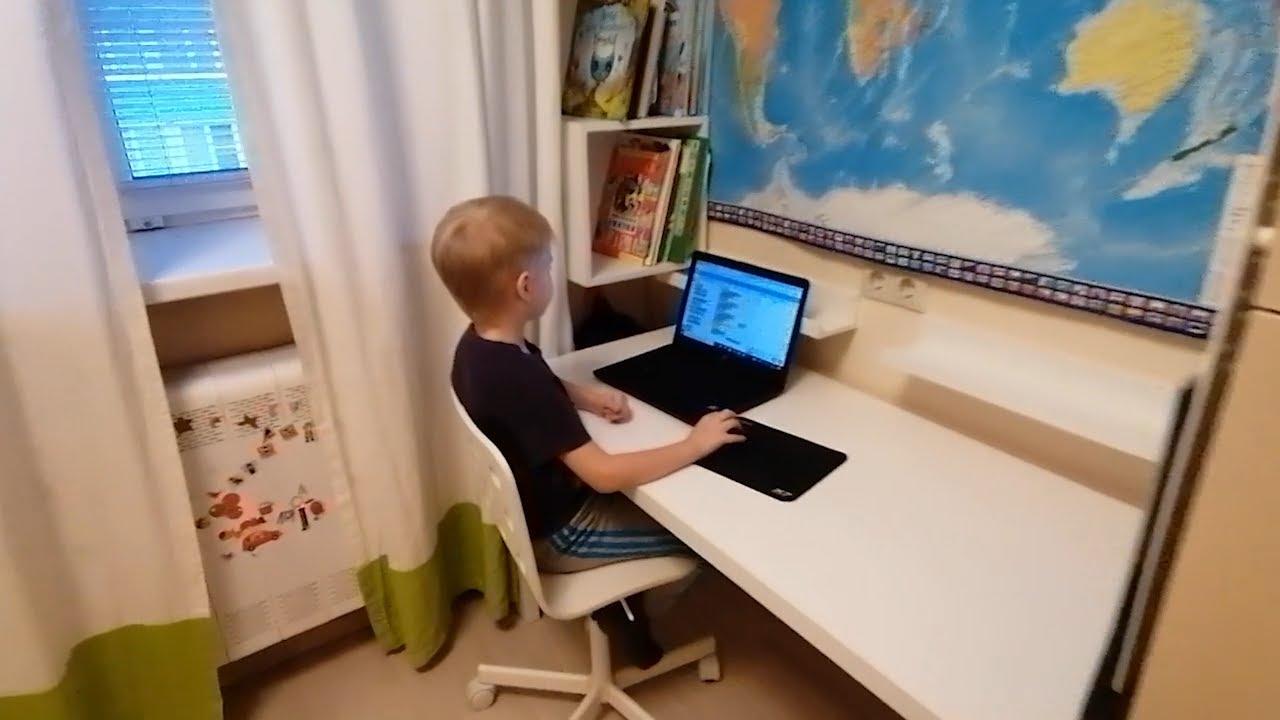 Репортаж.Онлайн-образование