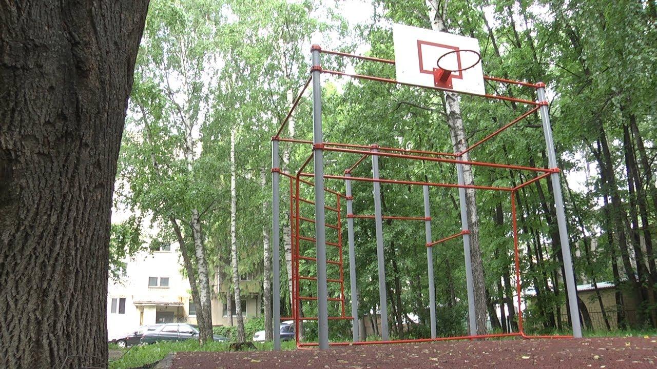 Спорт в каждый двор