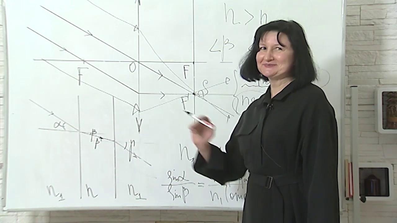 Школа онлайн. Физика. Урок второй