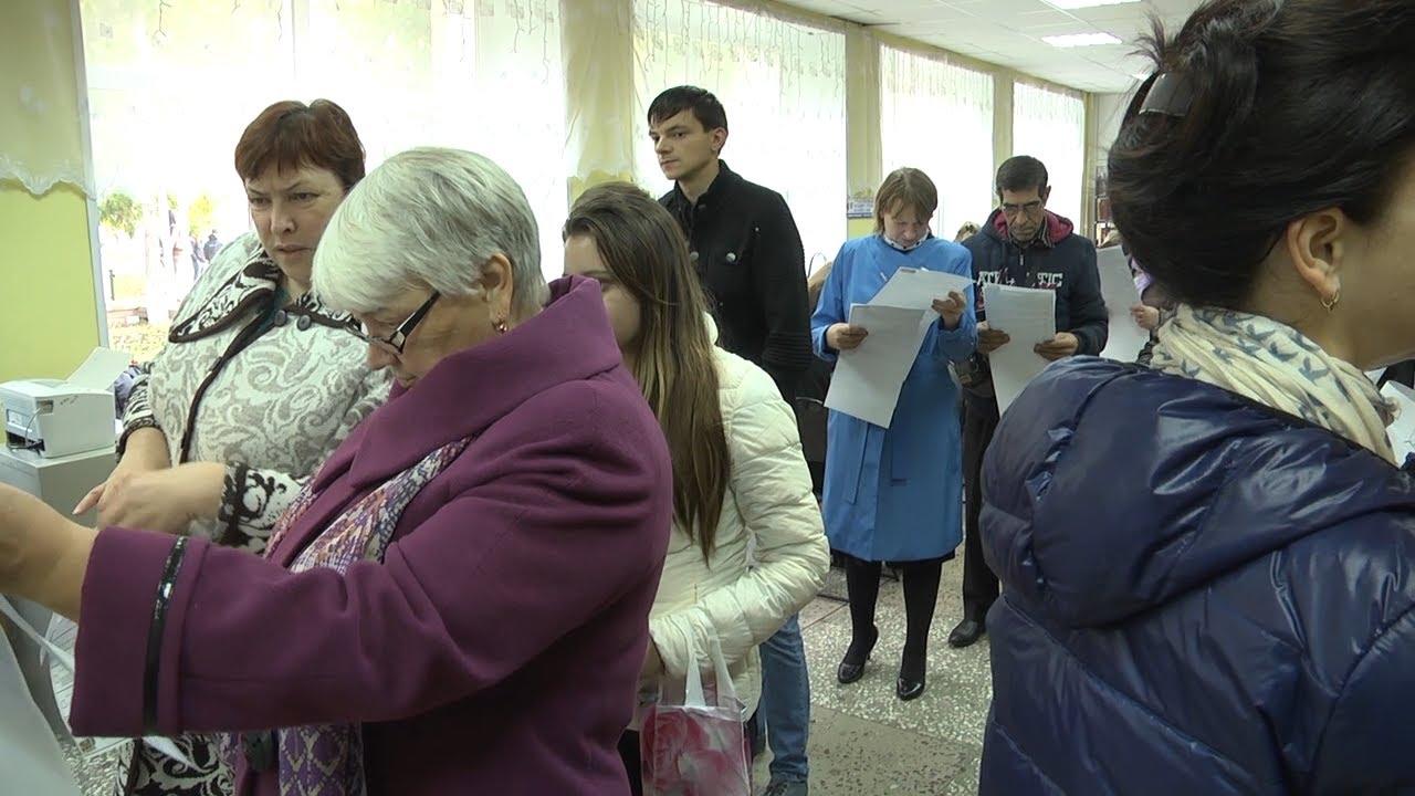 Стартовала избирательная компания по выборам депутатов городской думы
