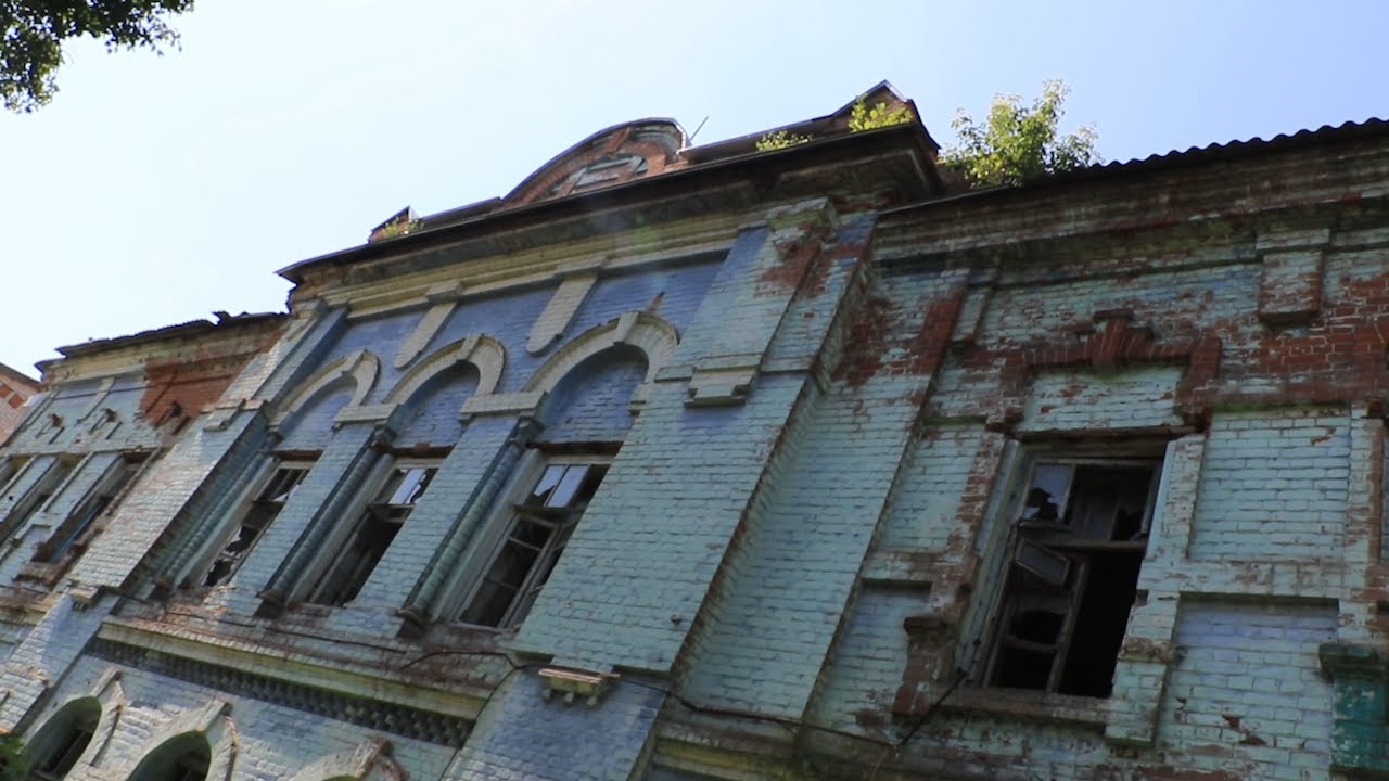 Исторические здания в Димитровграде