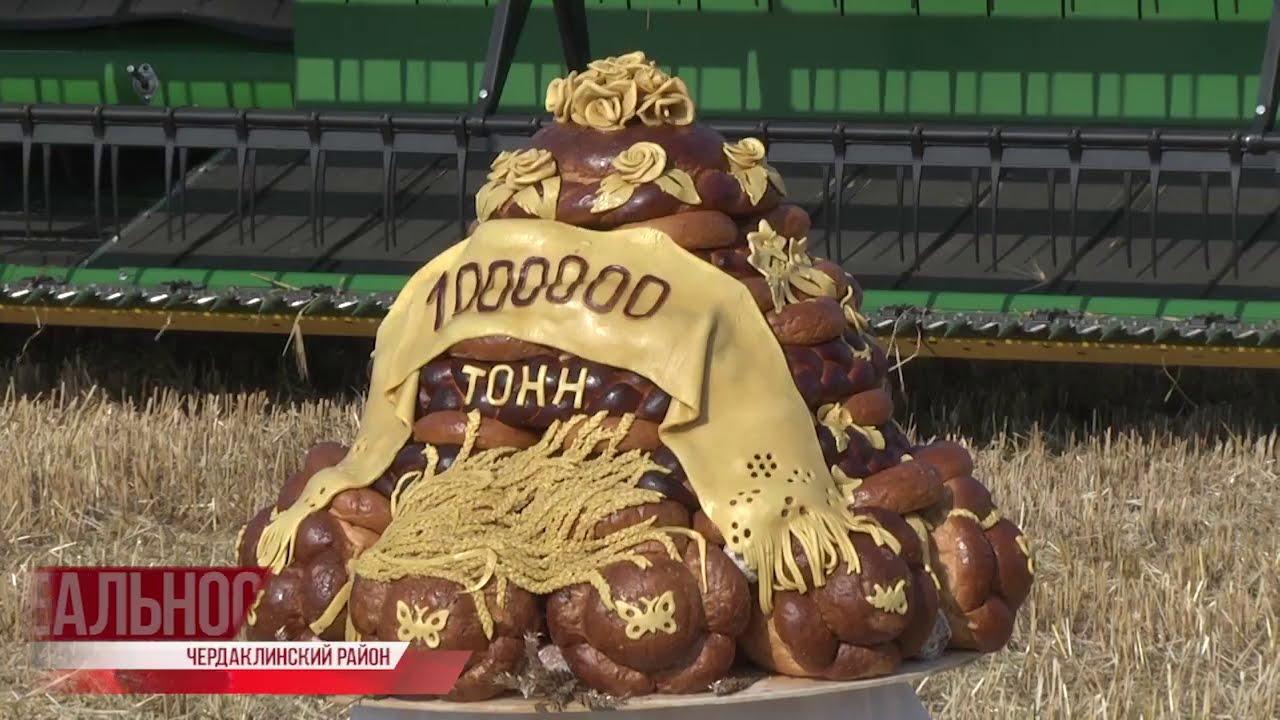 В Ульяновской области соберут 1.700.000 тонн зерна