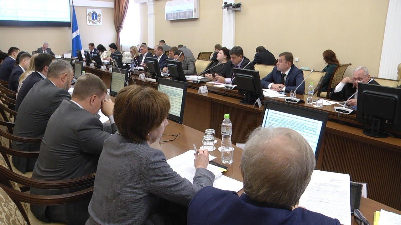 Заседание Правительства Ульяновской области