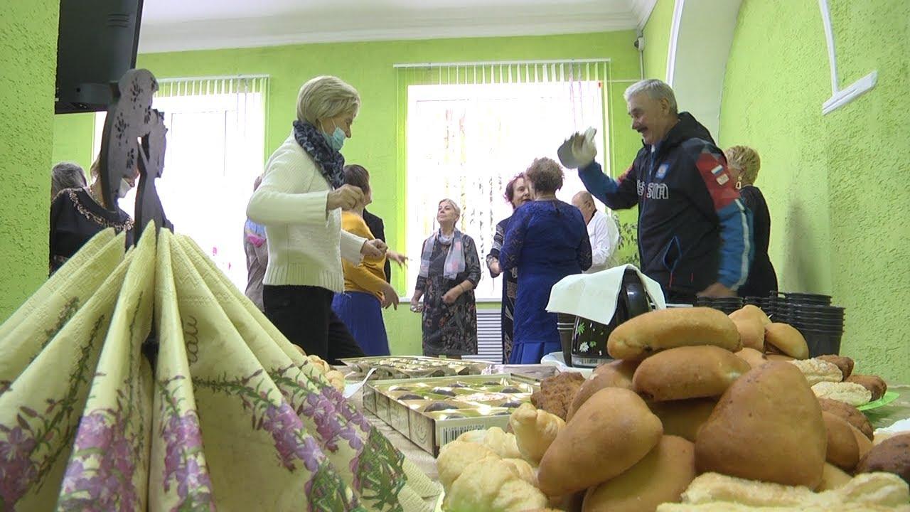 Забота — пожилым людям. Открыли новый Центр активного долголетия