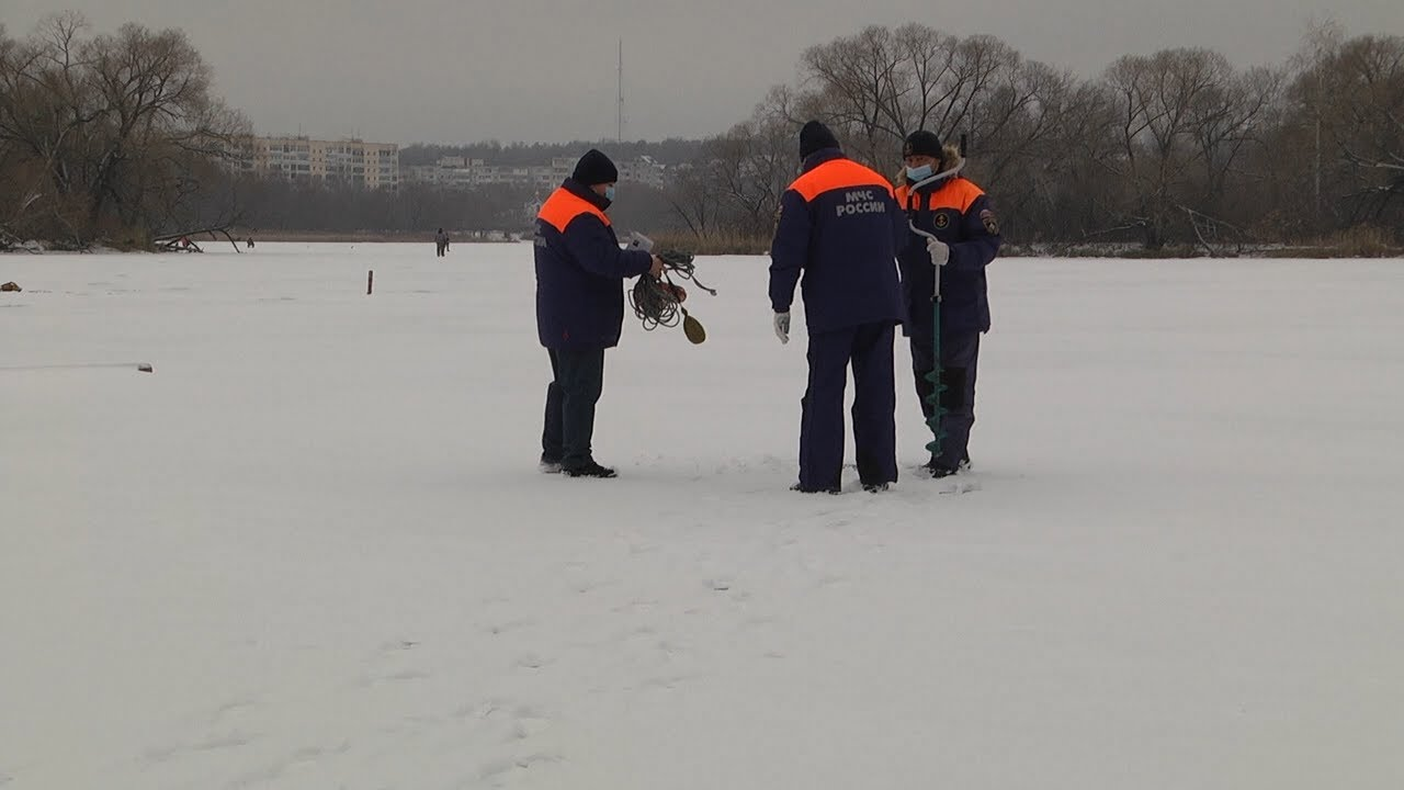Коварная лунка. Опасности зимней рыбалки