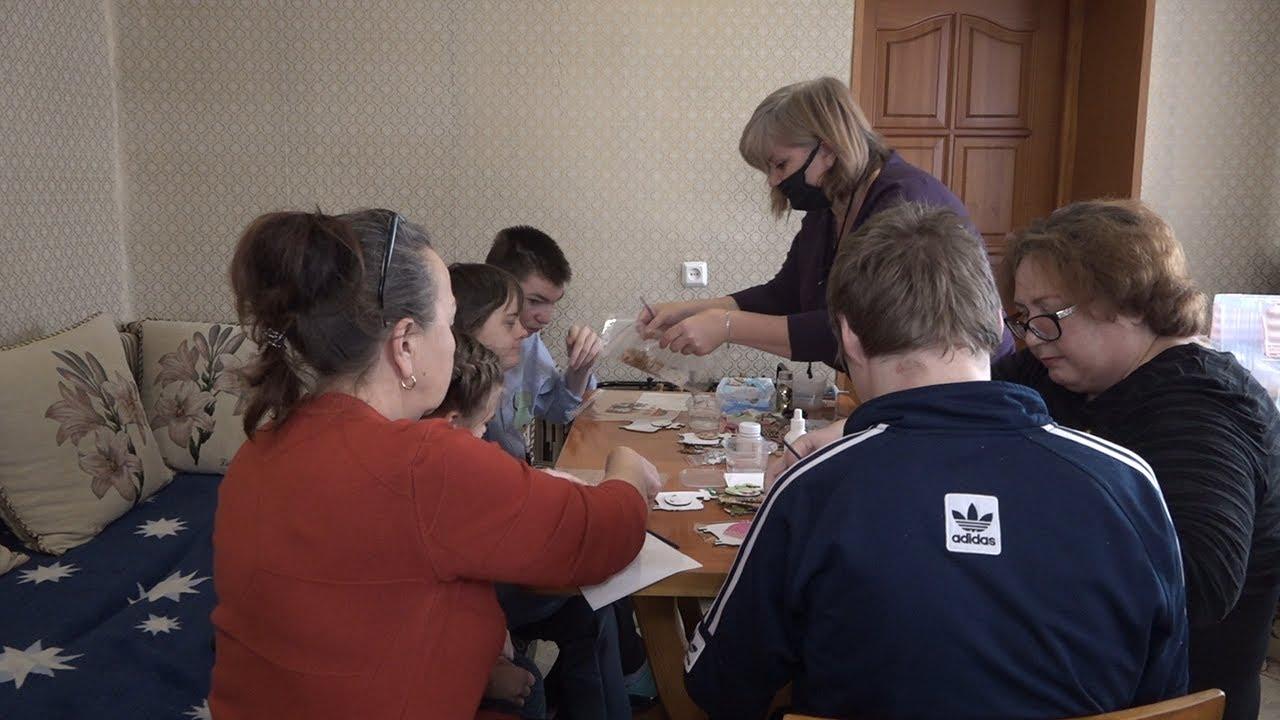Школа жизни. «Тренировочная квартира» для подростков-инвалидов