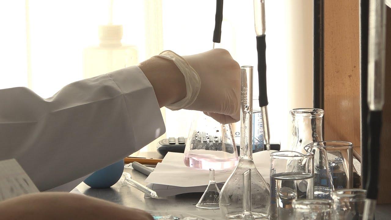 Похимичили. В УлГПУ прошёл региональный этап олимпиады по химии
