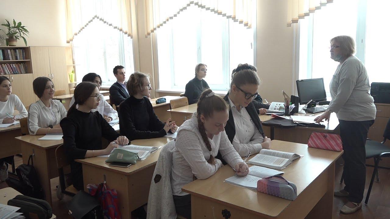 Следом за столицей. Ульяновские школы вернулись в оффлайн