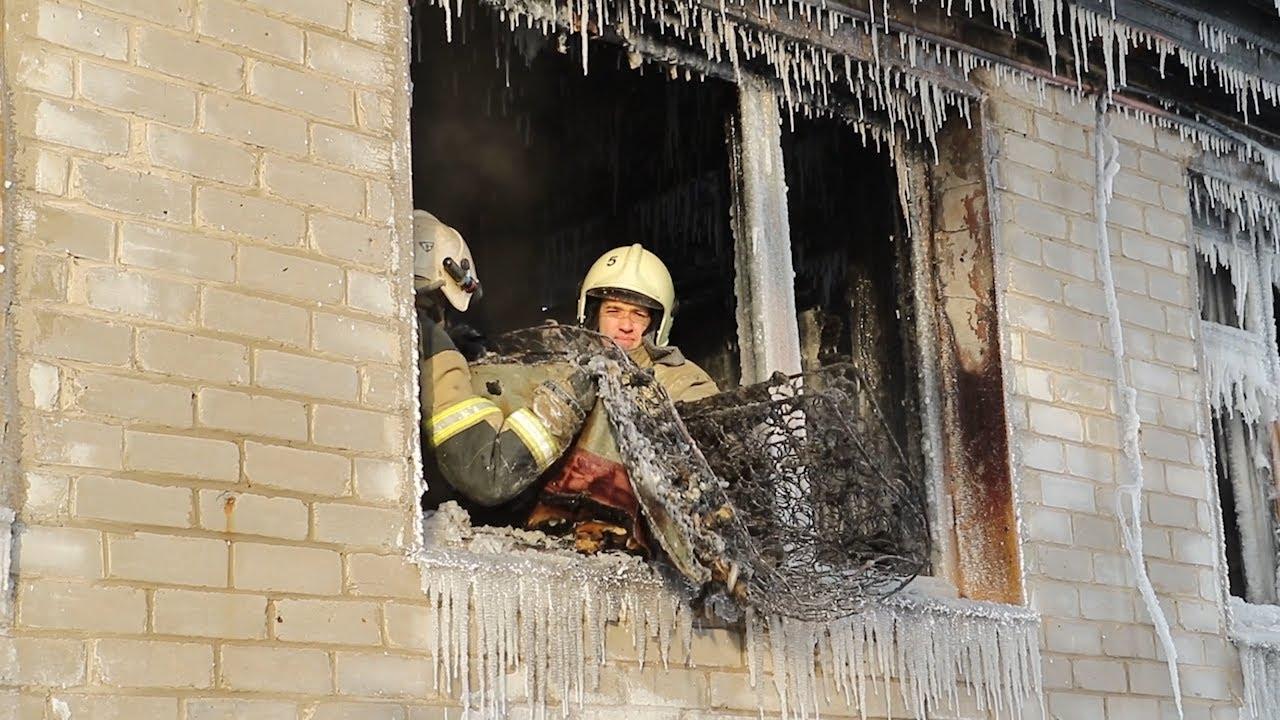 Пожар в Димитровграде унёс две жизни
