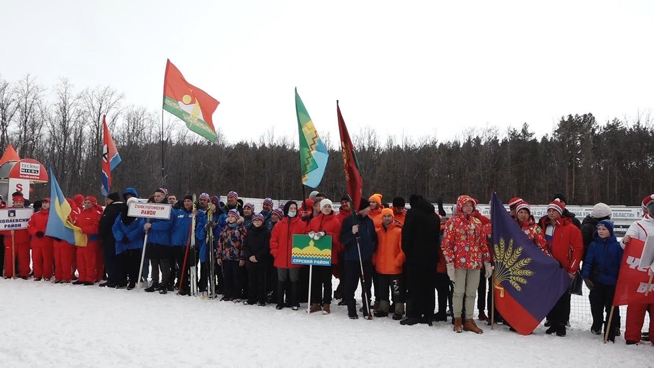 Жизнь в спорте. В Ульяновской области прошли Десятые сельские игры