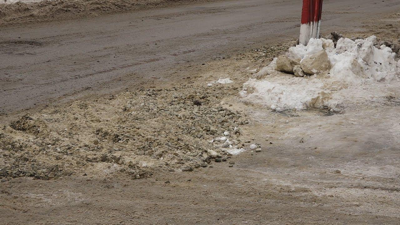 Дырявый водовод. Коммунальная авария в центре Ульяновска