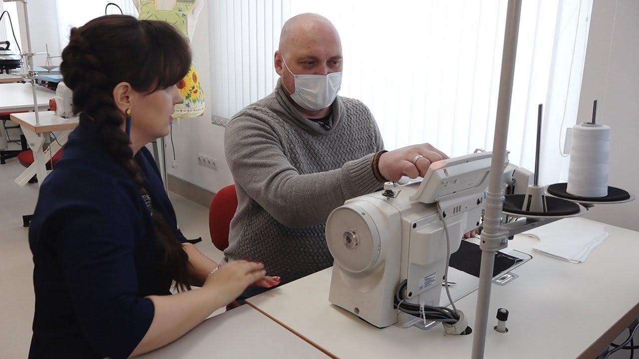 Швея. «Женские профессии» глазами мужчин