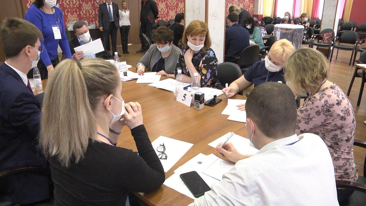 Избиркомы Ульяновской области готовятся к выборам через игру