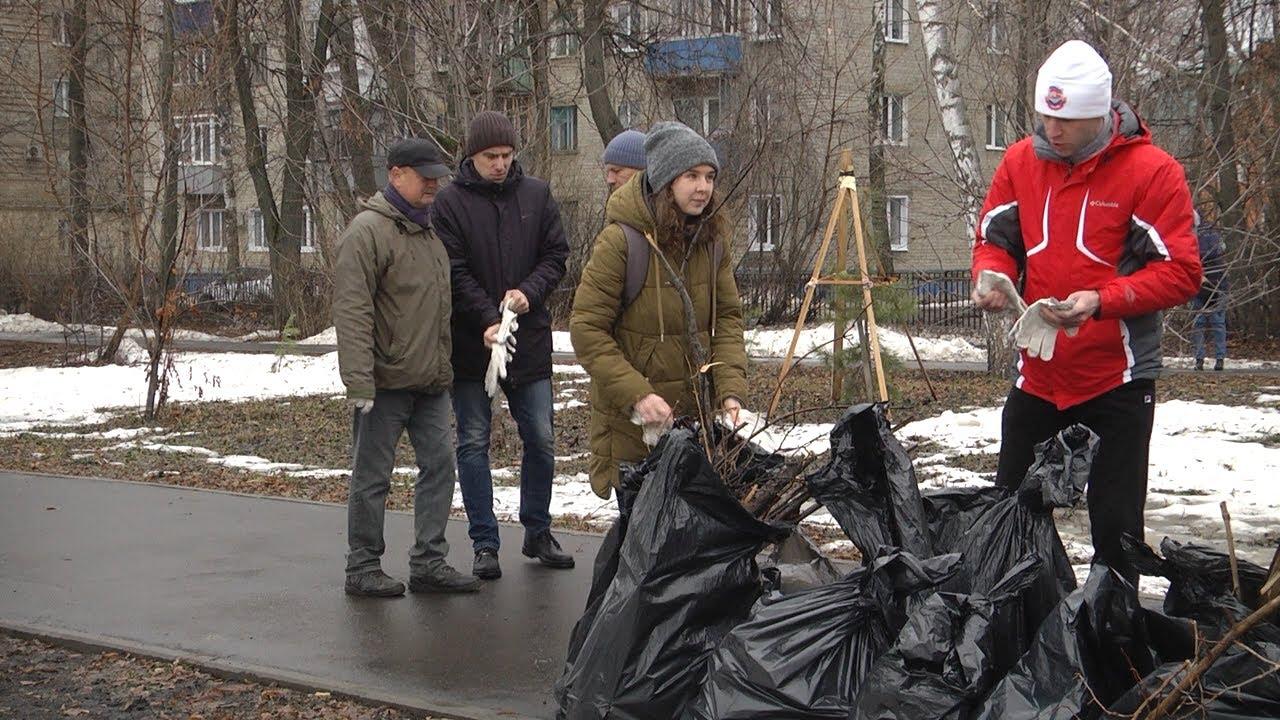 За чистоту и порядок. Ульяновск вышел на тропу войны с мусором