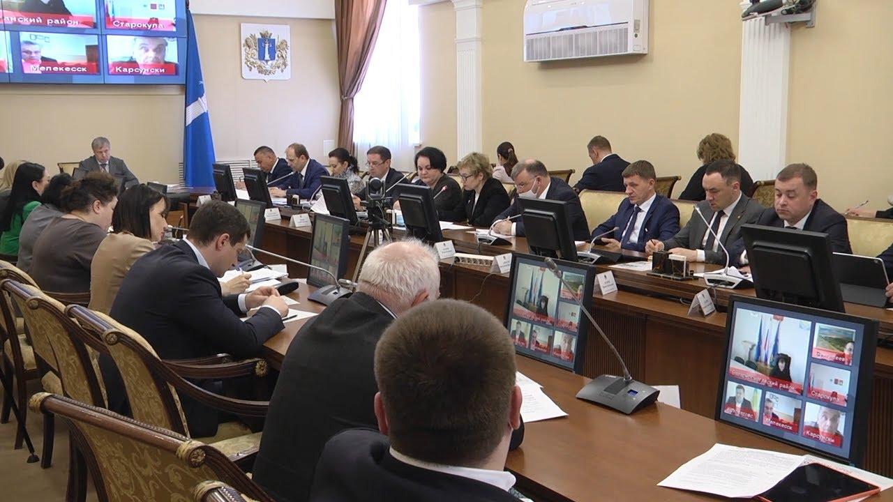 Кадровые перемены в правительстве Ульяновской области за апрель