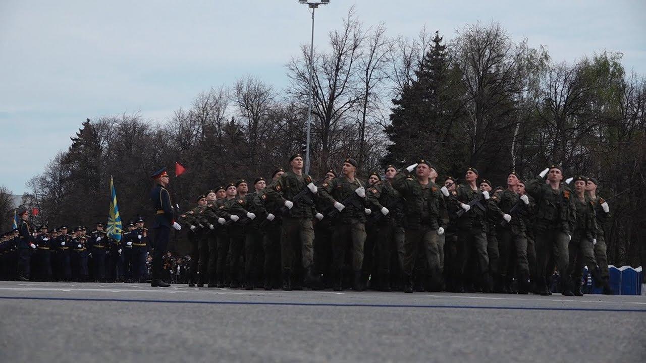 Митинг-реквием и Парад. Ульяновск отметил 76-ю годовщину Великой Победы