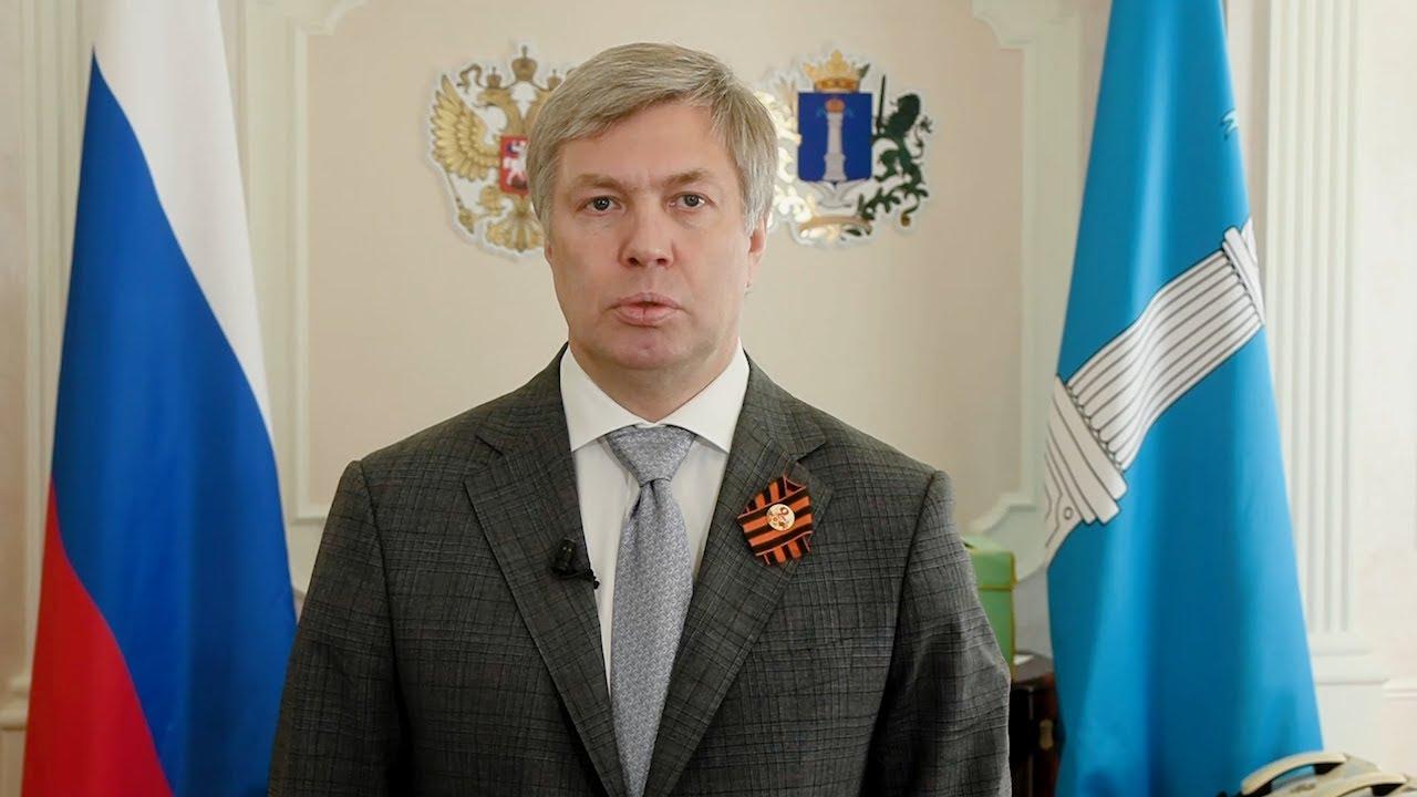 Алексей Русских поздравил жителей Ульяновской области с Днём Победы