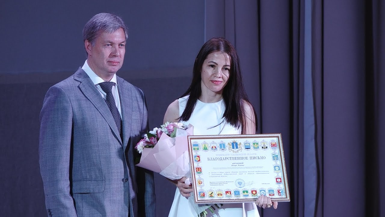 Алексей Русских поздравил медицинских сестёр с прошедшим профессиональным праздником