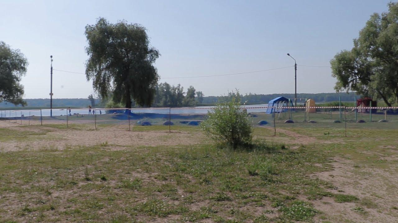 Загар за 100 рублей. В Димитровграде ограничили доступ на пляж и попытались сделать его платным